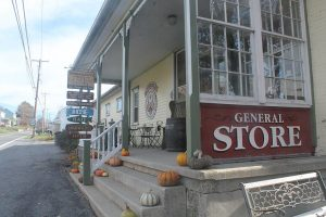 Wanamakers General Store Front Porch