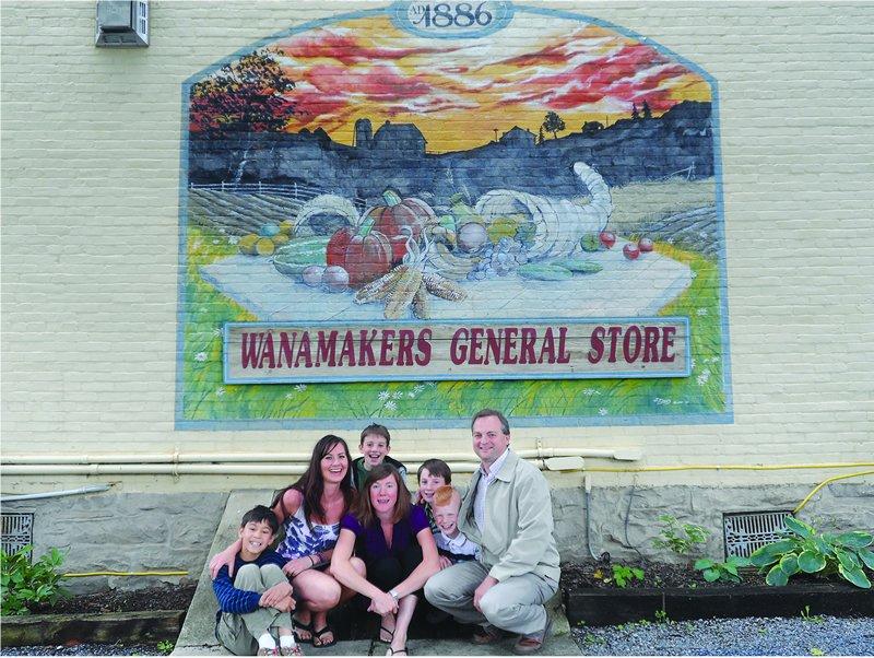 Hungaski and Hendricks Families