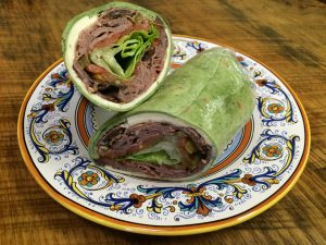 The Jalapeno Beast Wrap
